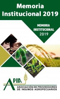 imagen del Memoria Institucional APIA 2019