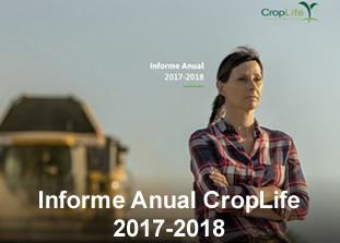 Informe Anual 2017 - 2018 CropLife Latin America