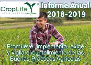 Informe Anual 2018 - 2019 CropLife Latin America